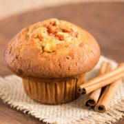 low fodmap cinnamon muffins