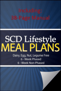 SCD meal plans