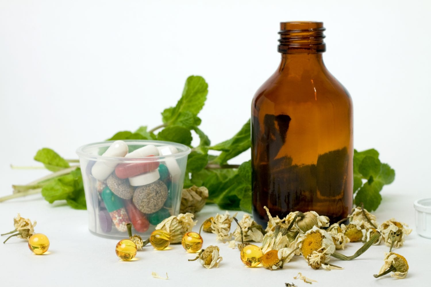 who should use herbal antibiotics?