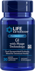 Lifeextension GI with Phage technology
