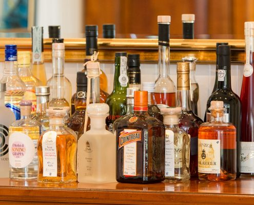 best alcohol for sensitive stomach