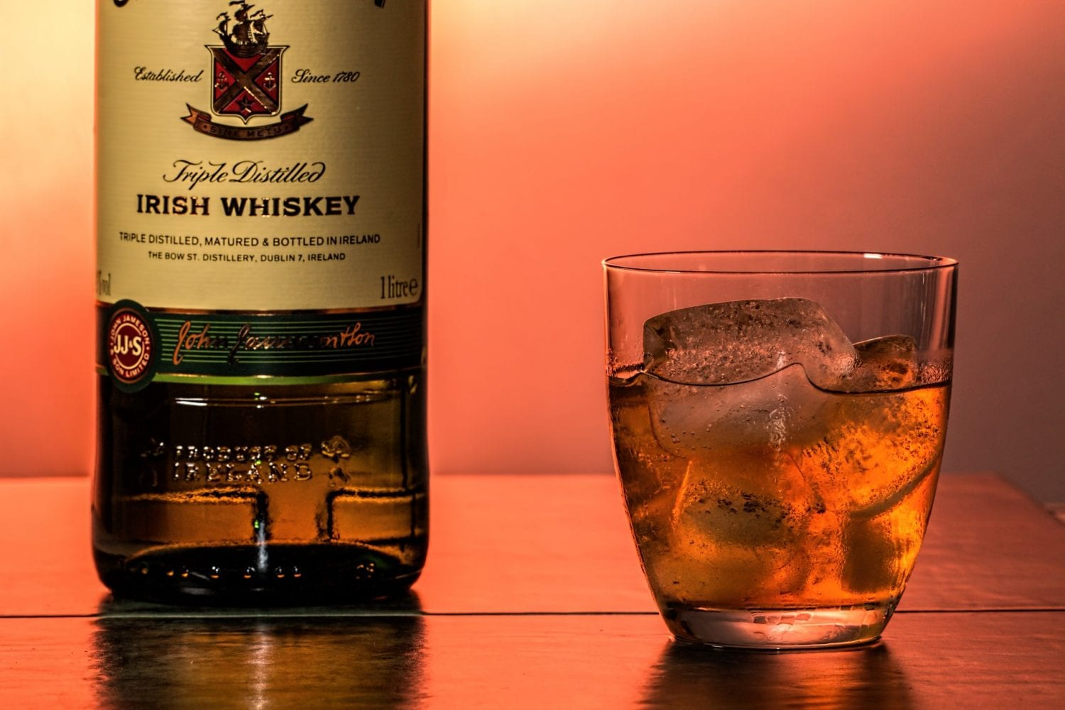 whiskey low-fodmap