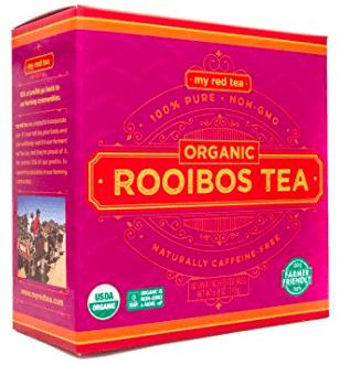 my red tea rooibos
