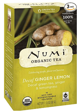 ginger herbal tea