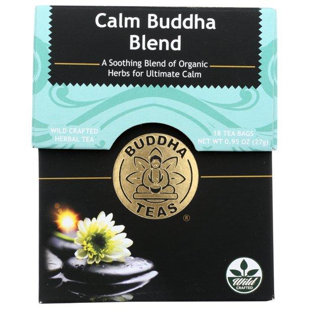 calm buddha herbal tea