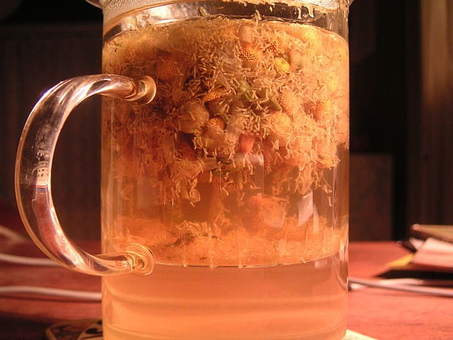how to make chamomile tea