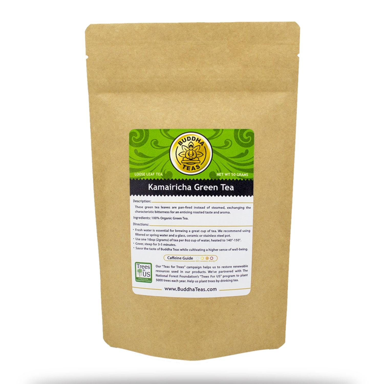 buddha green tea