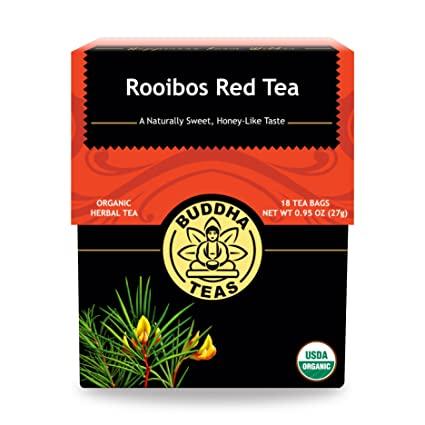 buddha tea rooibos