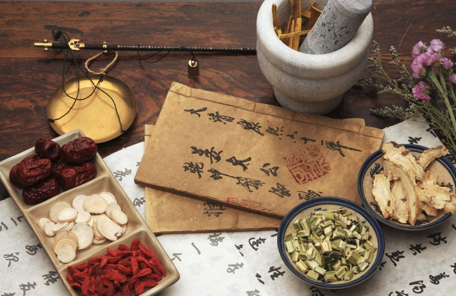 chinese medicine for IBS