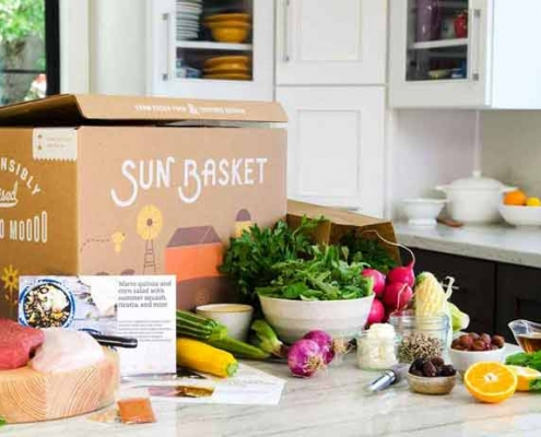 sun basket meal plans
