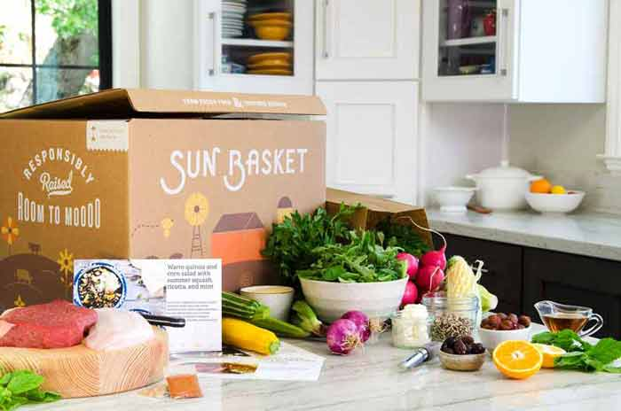 Sun Basket Reviewed