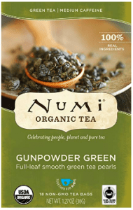 numi gunpowder greentea