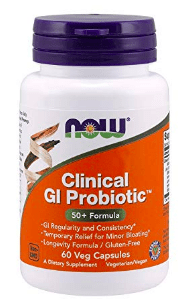 now foods probiotic for SIBO