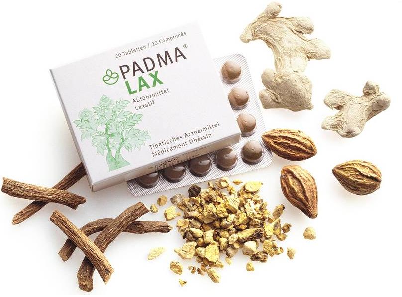 Padmalax for IBS