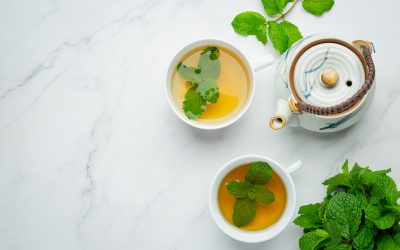 How to Brew Peppermint Tea